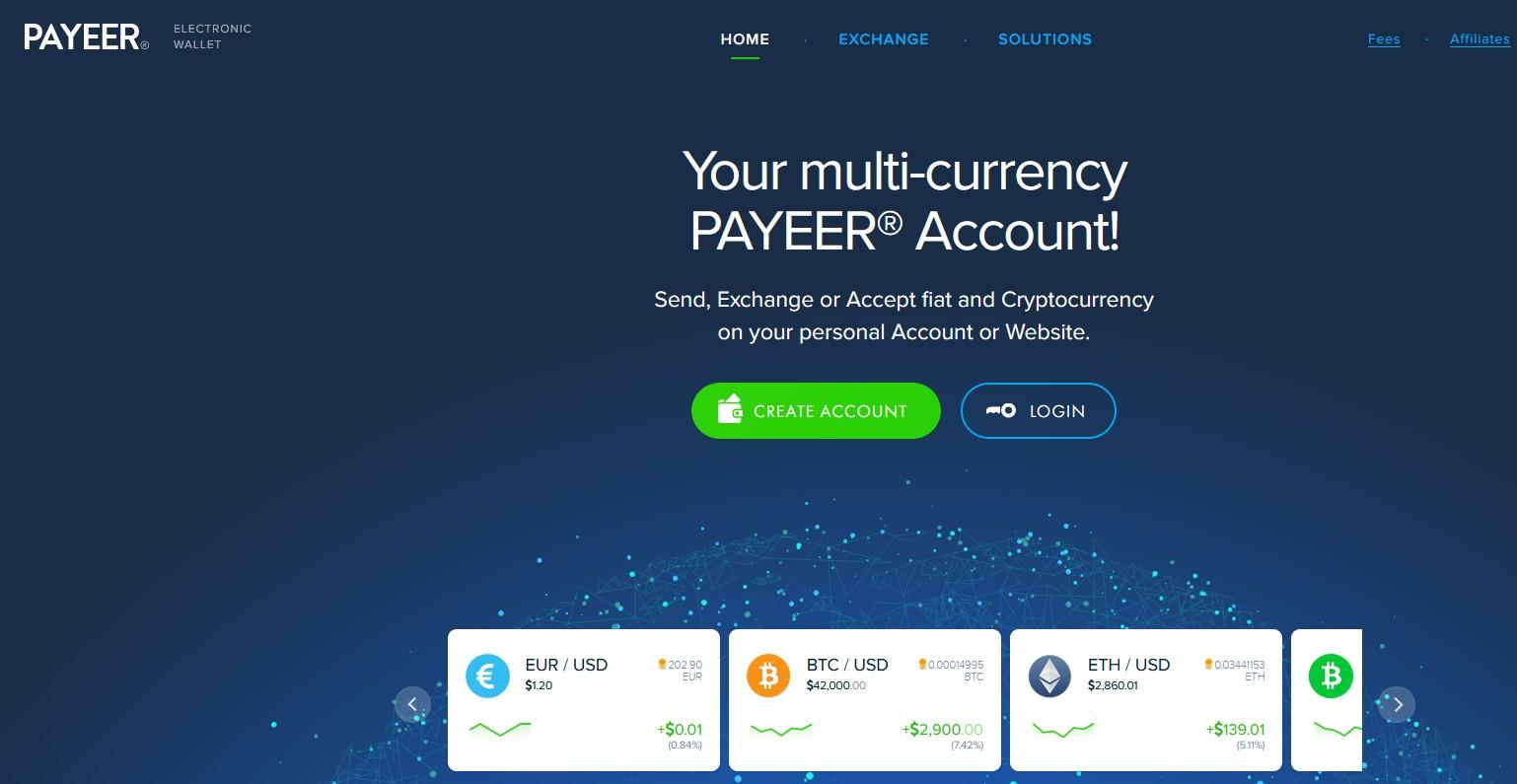 Payeer Payment Gataway